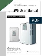 Manuale IV5 (Inglese)