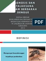 Demam Berdarah Dengue - Dr. H. Rustam Siregar Sp. A