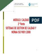 Sistema de Gestión ISO 9001 DSDJKSJDKSJDKS