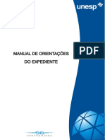 Manual de Orientações Do Expediente