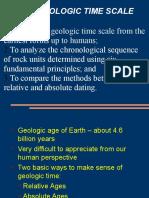 11. Geologic Time