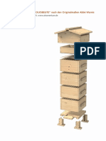 plan de fabrication ruche warré