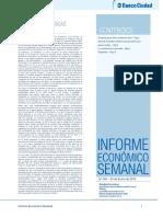 Informe Semanal Banco Ciudad