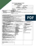 Formato Planeacion 15-15 Cuarto Semestre Bachillerato