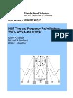 NIST Special Publication 250-67