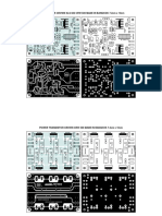 PCB Power Driver & Power Transistor Crown