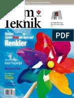 Bilim Ve Teknik Mayıs 2015 Dergisi