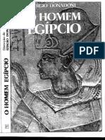 DONADONI - O Homem Egipcio