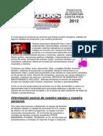 Presentacion Solutions 2012 General FULL Servicios