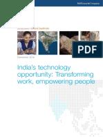 MGI India Tech_Full Report_December 2014