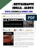 HOTEL RESTAURANTE La Parrilla - Albox - Almeria (Almería) - España - Spain - Hotel Albox
