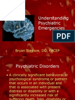 Understanding Psychiatric Emergencies[1]