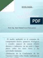 Ecología I - Medio ambiente