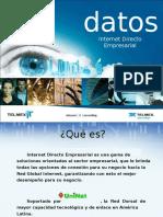Internet Dedicado Empresarial 2015