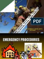 EMERGENCY+RESPONSE+PROCEDURES