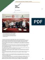 22-01-16 RefrendaClaudia Pavlovich alianza con trabajadores y productores - El Reportero