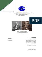 Informe Del Marxismo