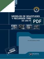 Modelos de Solicitudes y Recuersos Tributarios de Uso Frecuente