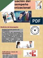 Medición y Evaluación Del Desempeño Organizacional