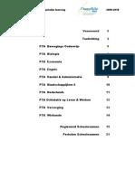 PTA boek VMBO-4 Basisberoepsgerichte leerweg