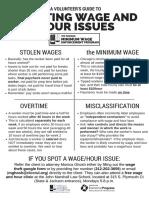 CEP Wage Handout