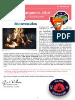 Panfleto Fuego Camporee 2016 1 de 3