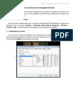 Extracción de Puntos de Una Topografía Existente con AutoCAD Civil 3D