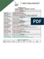 Calendario 2015-1 Dos Campus IV Aprovado Pelo Consepe 14-10-2015