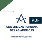 Medicion Del Rendimiento de La Cadena de Suministro (COMPLETO)