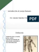 Tema 1. Introducción Al Cuerpo Humano