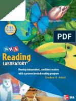 Reading Labs Brochure
