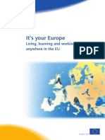 (Expatriate) Living, Learning and Working Anywhere in the EU (2003)