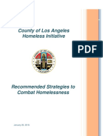 Homeless Initiative