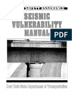 Seismic Vulnerability Manual