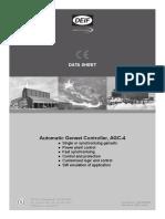 AGC-4 Data Sheet