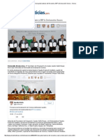 28-01-16 Firman gobernadores del Noroeste y SEP la Declaración Sonora - UniradioNoticias