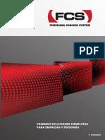 Catalogo cableado estructurado Español 2015