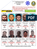 Fort Worth Most Wanted