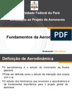 Introdução Ao Projeto de Aeronaves - Aerodinamica