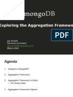 Exploring the Aggregation Framework - Runkel 2015 - Slideshare