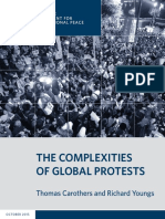 The Complexities of Global Protests