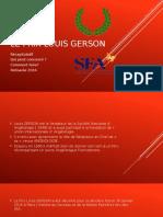LE Prix Louis Gerson