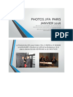 Photos Jifa Paris Janvier 2016.Pptx