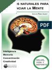 Remedios Naturales Para Potenciar La Mente - Adolfo Pérez Agust
