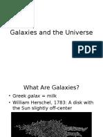 Galaxies Big Banged
