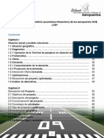 Estudio Costo-beneficio Aeropuerto Loreto