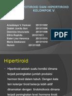 hipotiroid dan hipertiro
