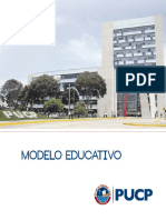Modelo Educativo Pucp