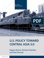 U.S. Policy Toward Central Asia 3.0
