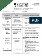 Parent Income Appeal Form 2015-2016